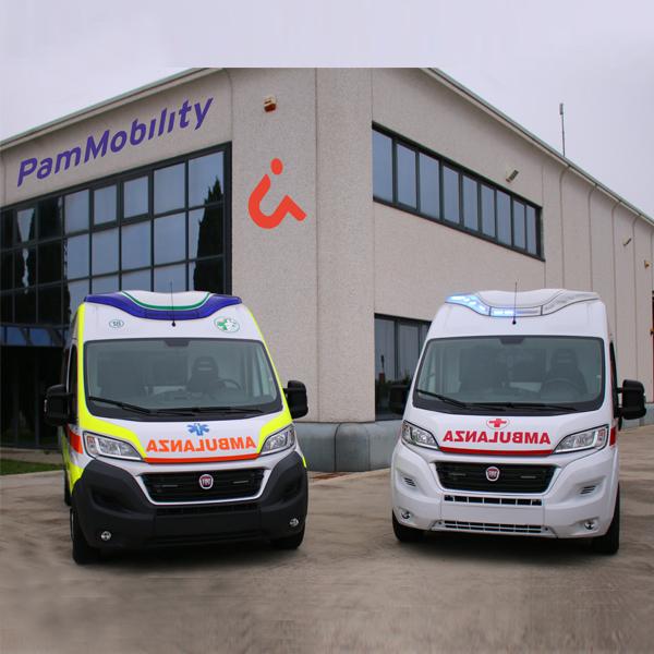 ambulanze e veicoli speciali